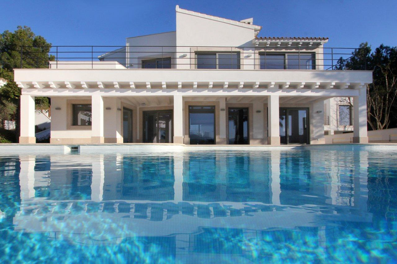 Luxus Villa am Golfplatz
